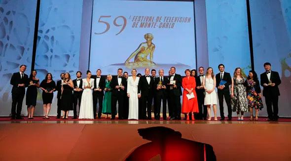 El Festival de Télévision de Monte-Carlo cancela su edición de este año