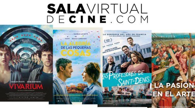 Setenta cines se adhieren a la Sala Virtual de Cine concebida por A Contracorriente Films