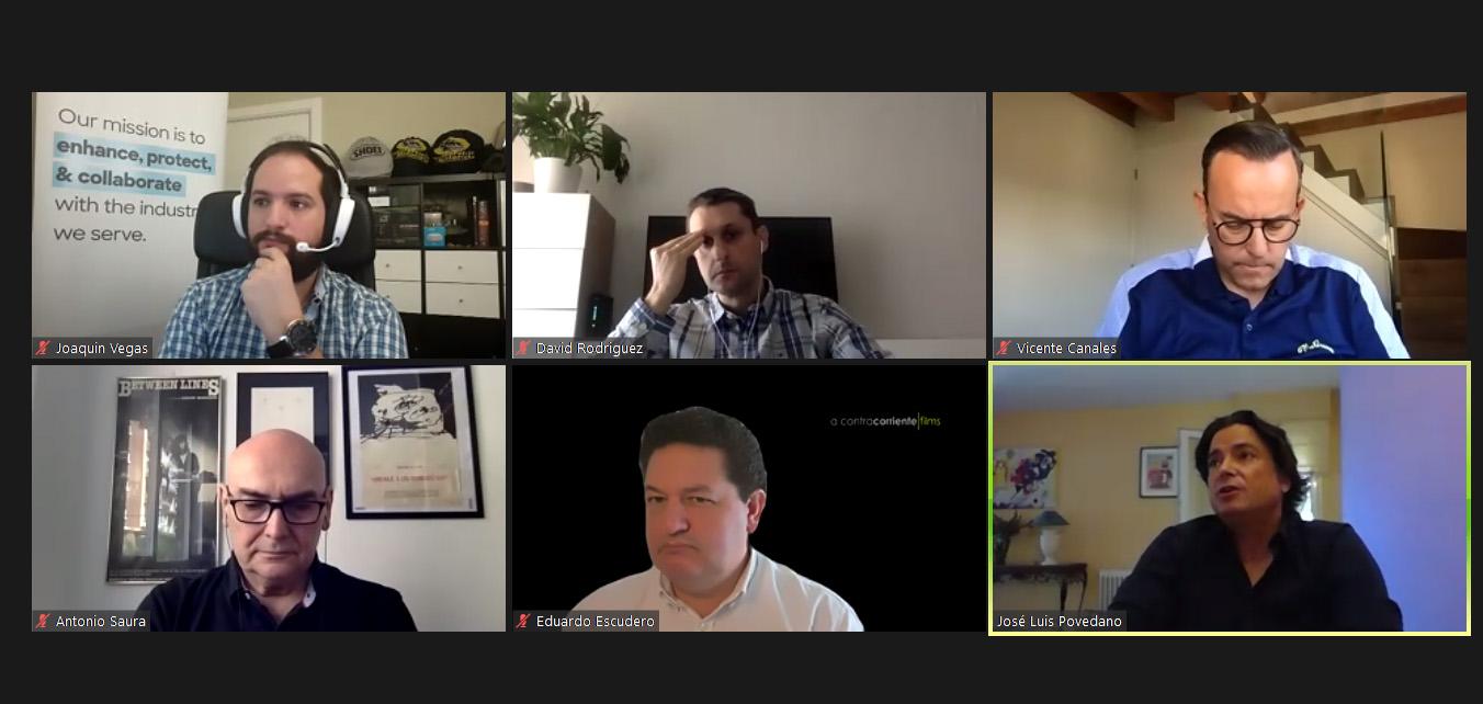 Encuentro online de Comscore con agencias de ventas y distribuidores
