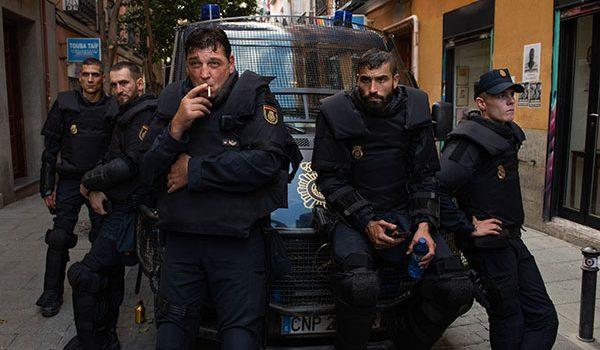 Conecta FICTION Reebot, punto de partida en mercados internacionales para 'Antidisturbios' de Sorogoyen