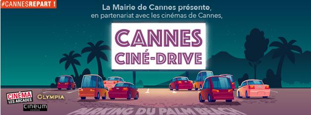Autocine Cannes Ciné-Drive