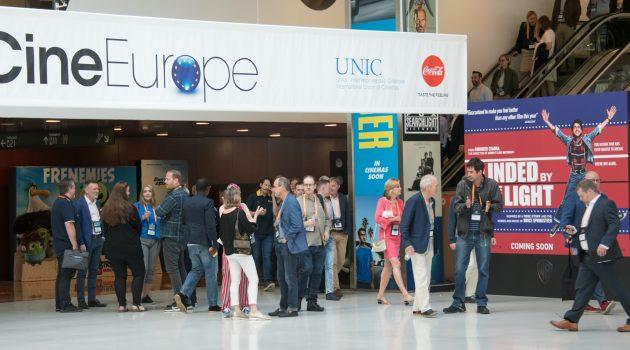 CineEurope Online abre la inscripción y UNIC reclama apoyo a los cines europeos