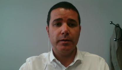 Adrián Villarroya, Director de Cuentas en Cinemanext Iberia