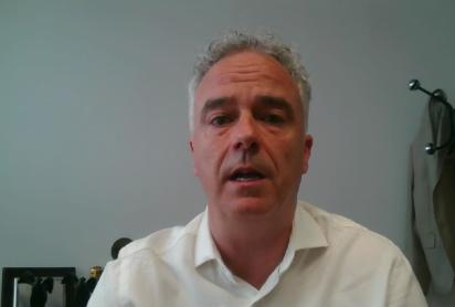 Vicente Soriano, director técnico de Cinemanext Iberia