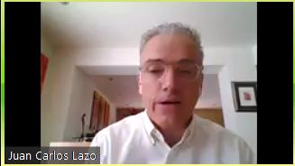Juan Carlos Lazo de Alebrije Producciones