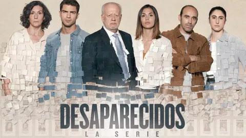 Desaparecidos. La serie, de Telecinco y Plano a Plano, se verá primero en Amazon