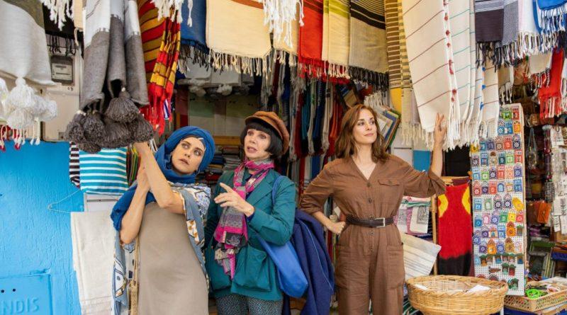 Victoria Abril, María León y Silvia Alonso protagonizan La lista de los deseos de A Contracorriente Films