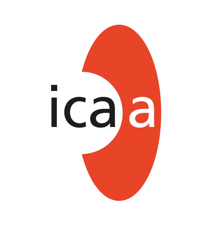Logo del ICAA perteneciente al Ministerio de Cultura