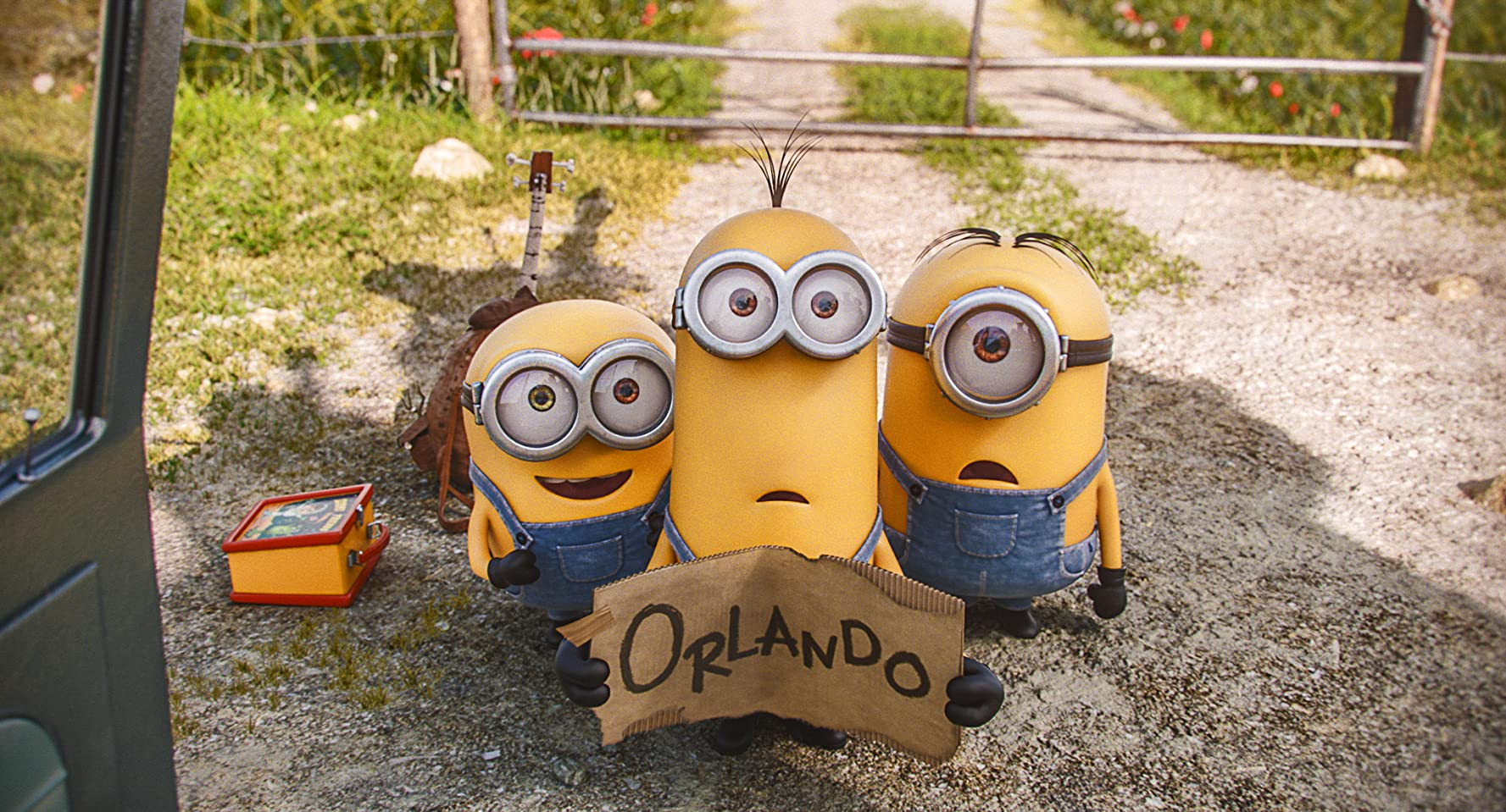 'Los Minions' (Universal Pictures)