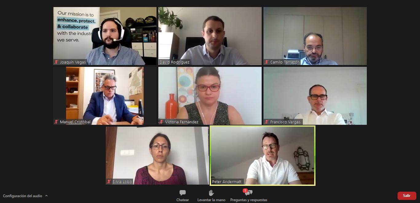 Encuentro de Comscore sobre apoyo institucional en España