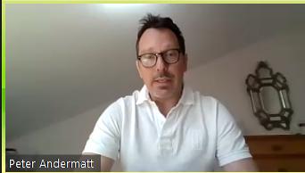 Peter Andermatt de la Oficina MEDIA España