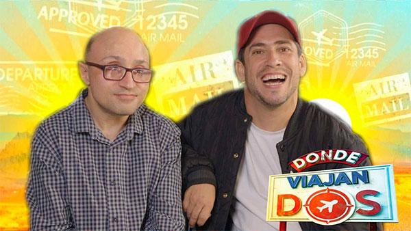 El Langui cambia de compañero en la nueva temporada de 'Donde viajan dos'