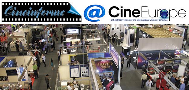 Cineinforme en CineEurope 2020
