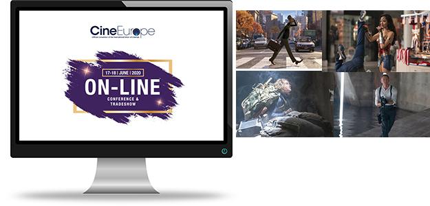 CineEurope se celebra por primera vez de manera virtual