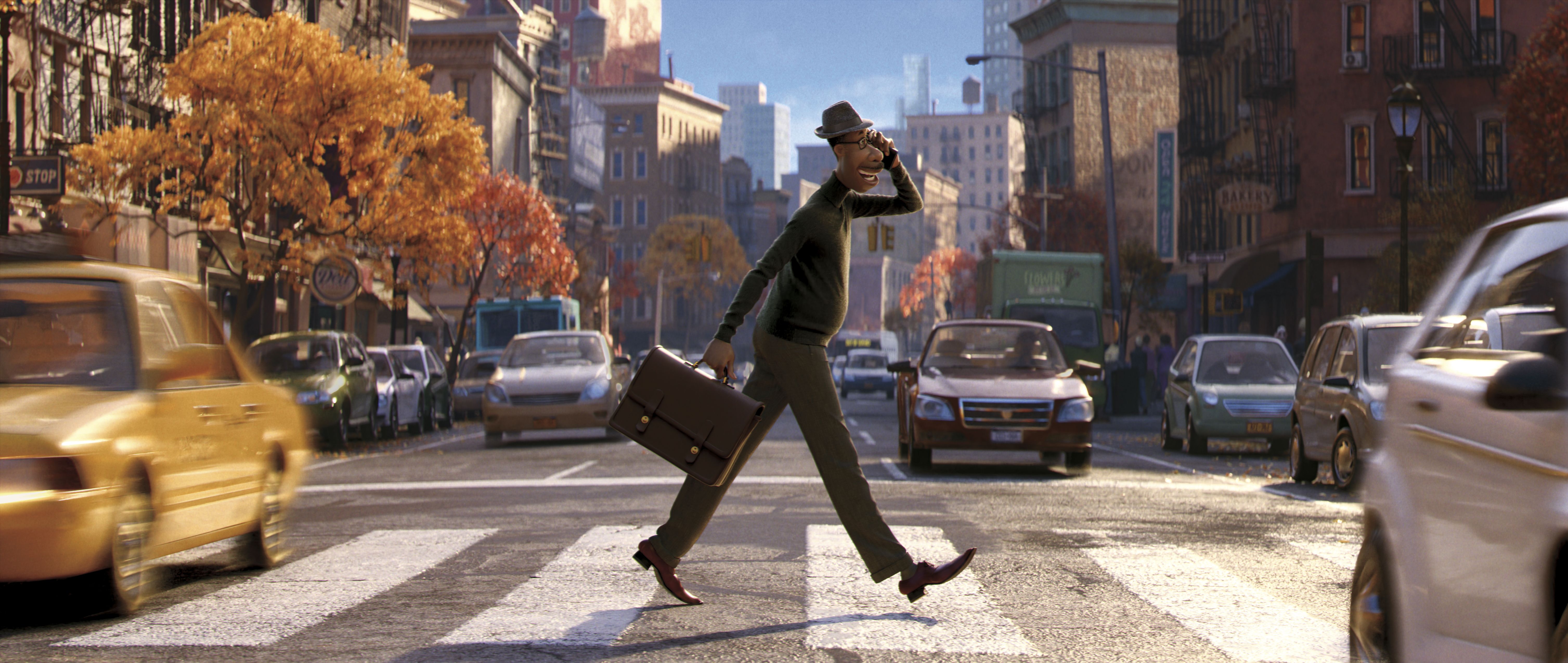 'Soul' de Pixar (Disney). Estreno previsto para el 20 de noviembre.