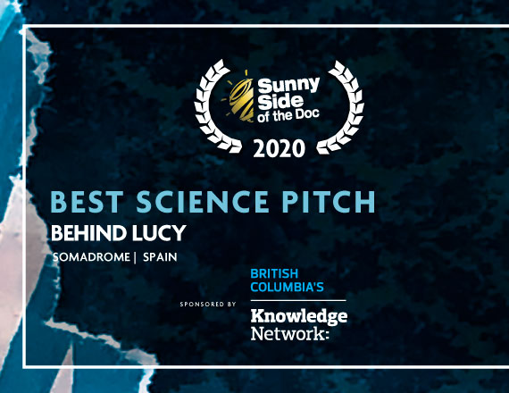 Sunny Side of the Doc premia a Behind Lucy