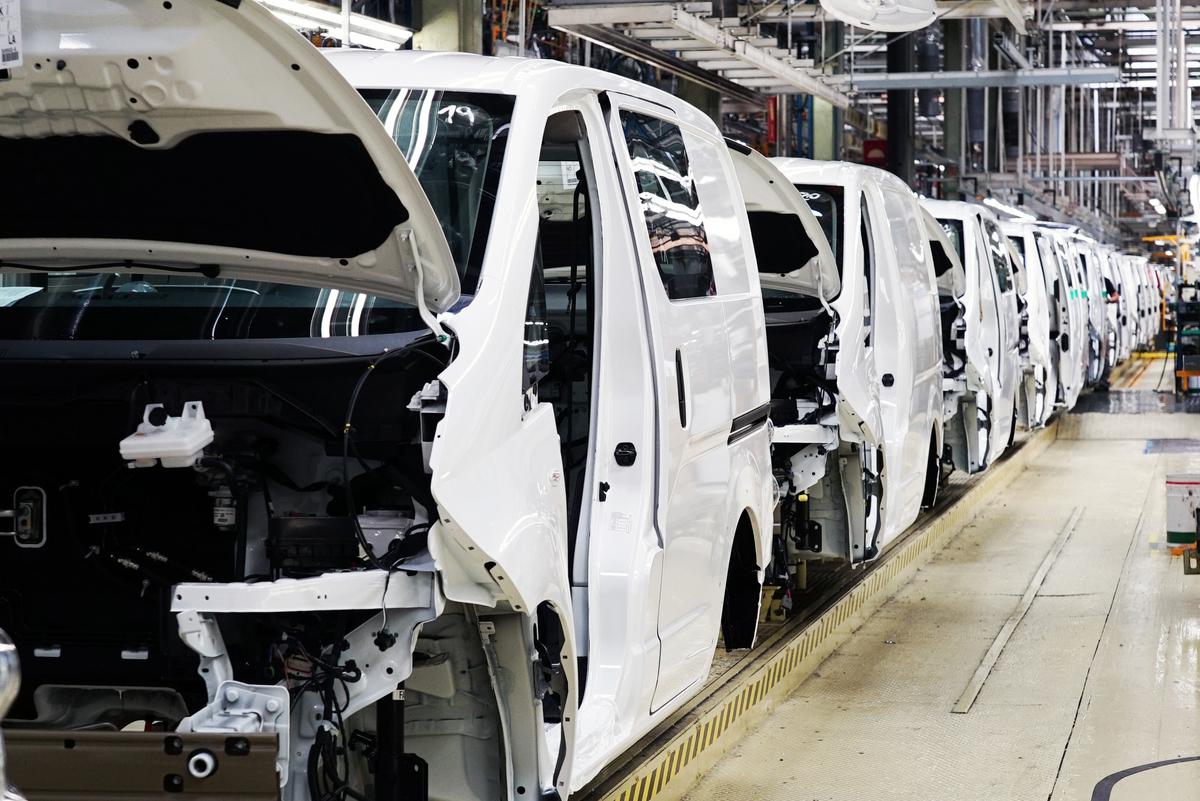 La factoría de Nissan de Barcelona se cierra