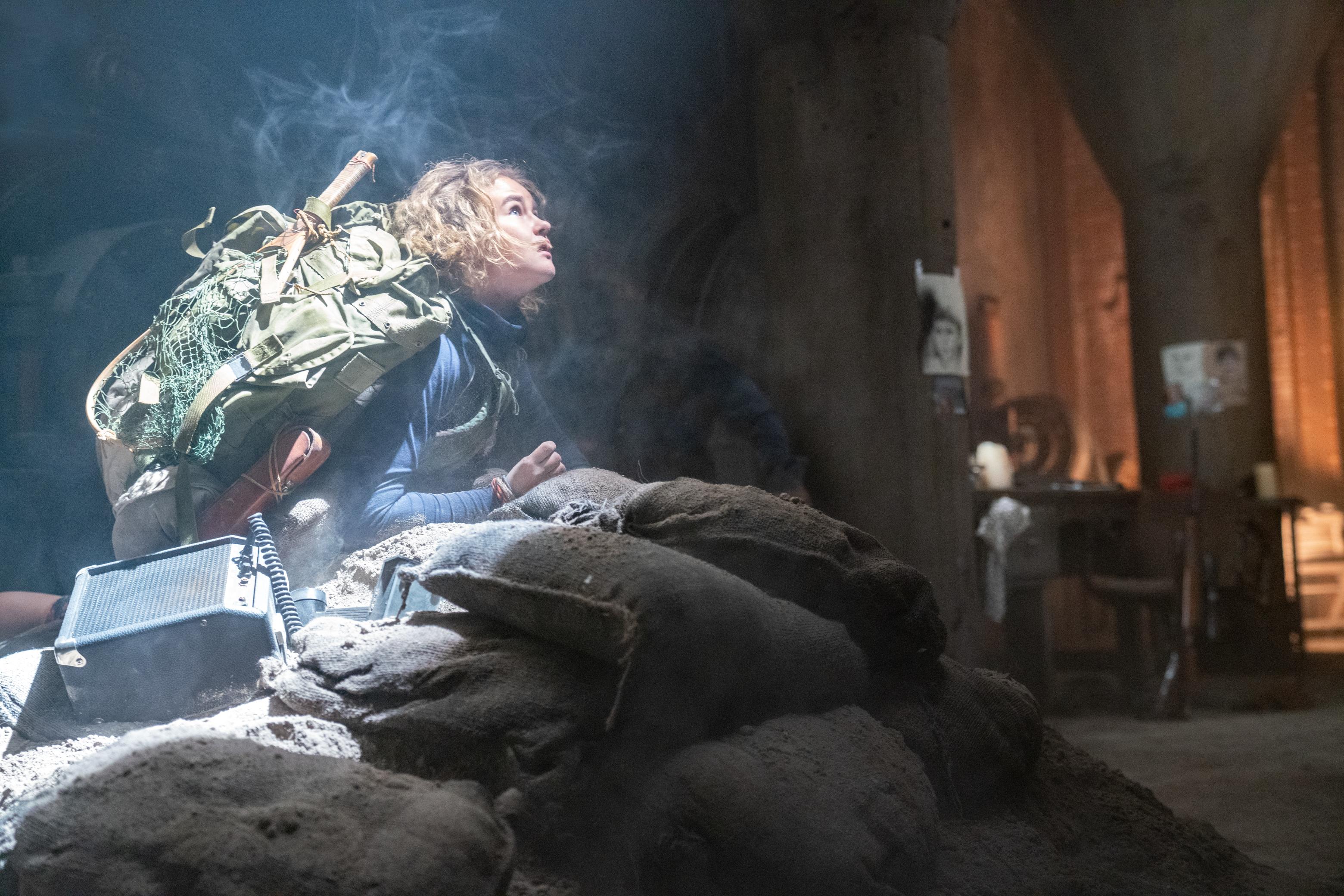 'Un lugar tranquilo 2' (Paramount). Estreno previsto para el 4 de septiembre.