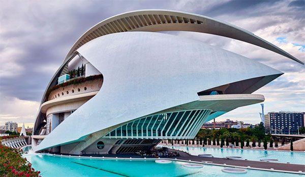 El Palau de les Arts de Valencia, escenario de los Goya de 2022