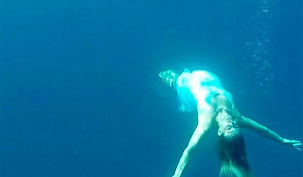 Paco Ortiz graba el arranque de la serie 'Historias del agua', producción de Sarao Films