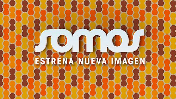 Somos, el canal de televisión de cine español, lanza nueva imagen