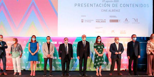 Presentación contenidos Festival Málaga