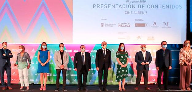 Festival de Málaga presenta los contenidos de su 23ª edición