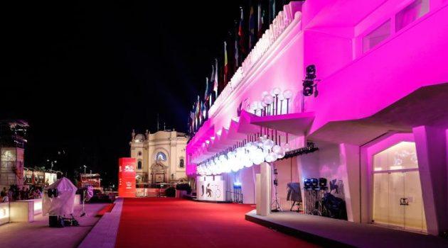 Palazzo del Cinema en el Lido de Venecia