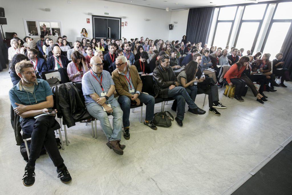 Público en la edición pasada de Ventana CineMad (Foto:Santi Burgos)