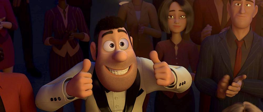 La animación es una prioridad en Tenerife Film Commission. Aquí, un fotograma de 'Tadeo Jones 2: El secreto del Rey Midas' (Crédito: Lightbox Animation Studios).