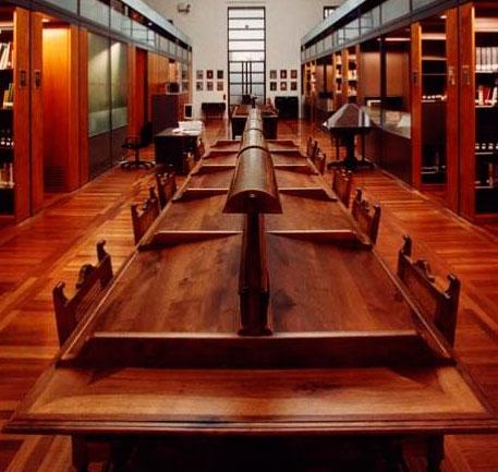 Biblioteca Jornada creación sonora y audiovisual