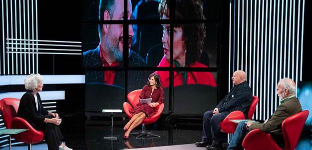 Almodóvar protagoniza  'Historia de nuestro cine'