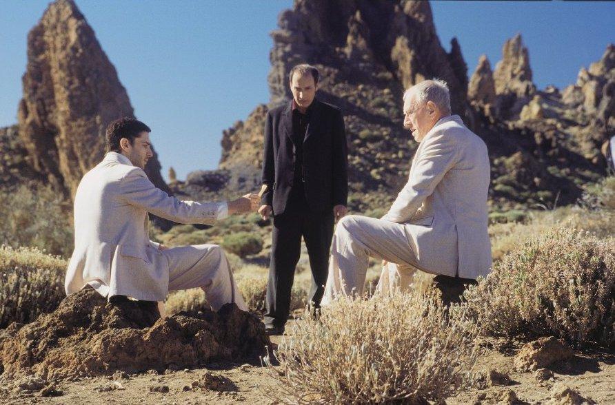 'Intacto' de Juan Carlos Fresnadillo, una de las primeras películas en situar Tenerife en el mapa cinematográfico.