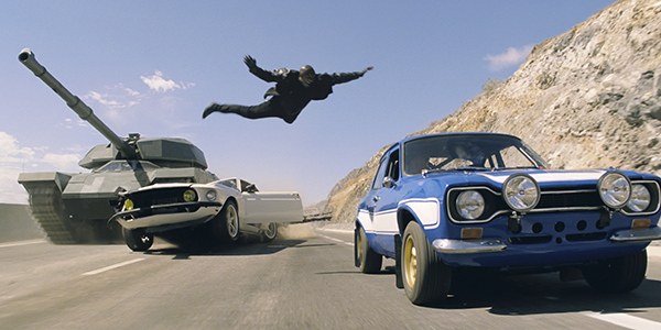 'Fast & Furious 6 (Crédito: Universal Pictures)