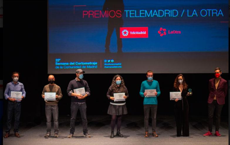 Premios Telemadrid Semana Corto