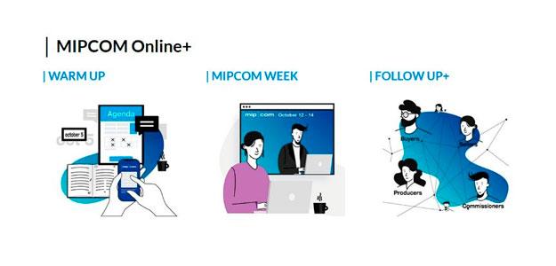 MIPCOM se adapta y promueve una potente versión online