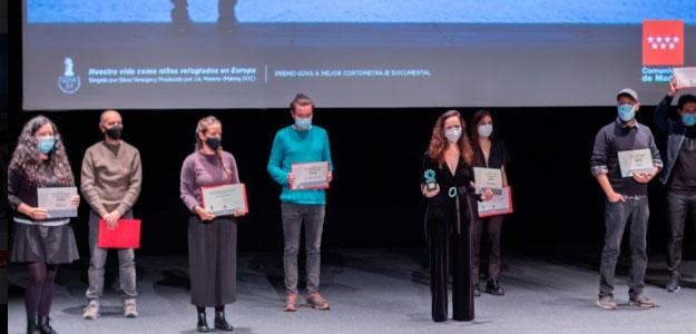 'Ferrotipos' triunfa en la Semana del Cortometraje de la Comunidad de Madrid
