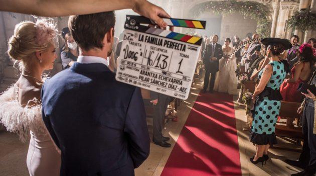 'La familia perfecta' se ha rodado en Madrid, Rascafría, Guadarrama y Brihuega (Foto: Emilio Pereda)