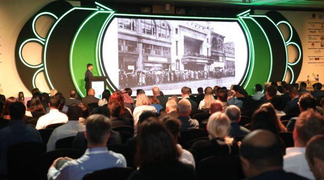 Conferencia en META Cinema Forum en 2019