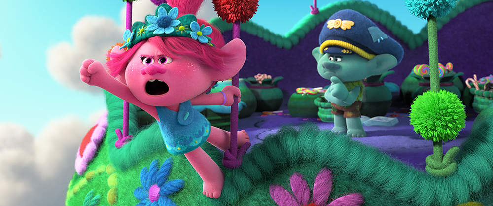 'Trolls 2: Gira Mundial' (Universal Pictures)