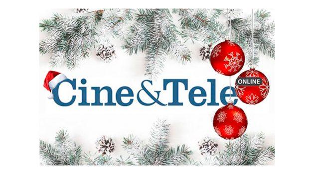 Cine&Tele os desea unas felices (y seguras) fiestas navideñas