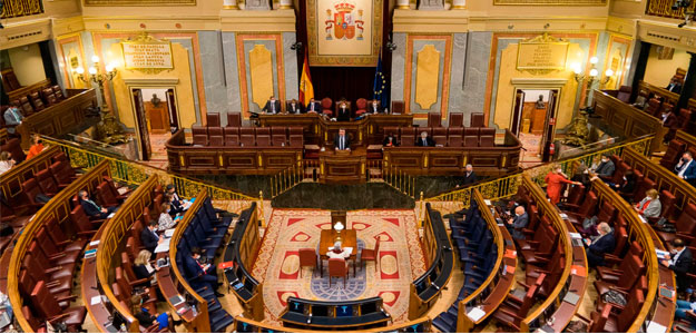 El Senado podría ratificar los PGE el 29 de diciembre