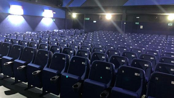 Tras seis años de paréntesis, los cines Unión Ciudad Jerez Sur reabren sus puertas