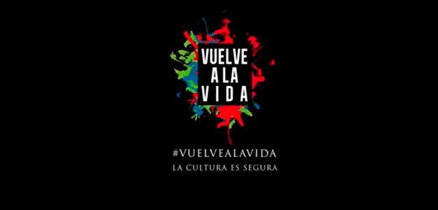 Ymás lanza #Vuelvealavida para apoyar la reconstrucción del sector cultural
