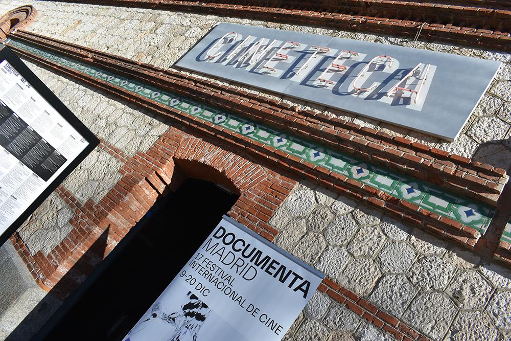 Cineteca en Matadero Madrid, una de las sedes de Documenta Madrid