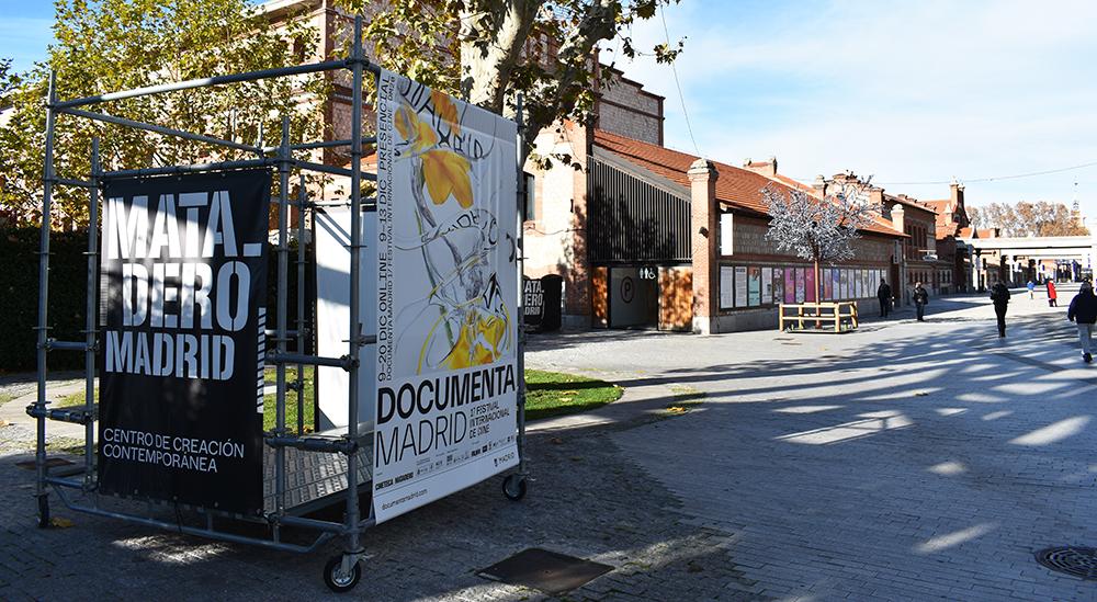 Documenta Madrid en Matadero