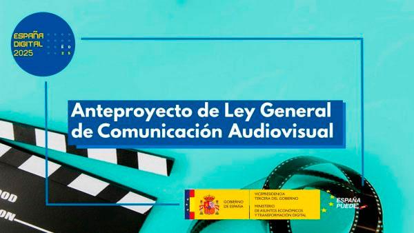 La CNMC incluye modificaciones en el Anteproyecto de Ley General de Comunicación Audiovisual