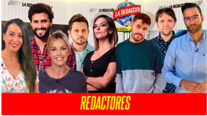 La Redacción nuevo programa de Telemadrid