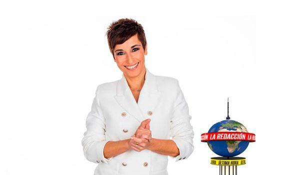 Telemadrid lanzará en febrero 'La Redacción', su nuevo programa con Adela González Acuña