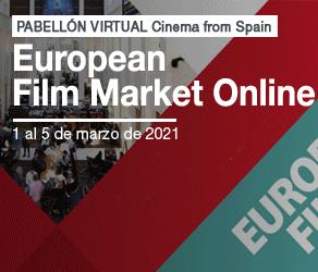 El ICEX tiene abierta la participación en el pabellón Cinema from Spain del European Film Market online